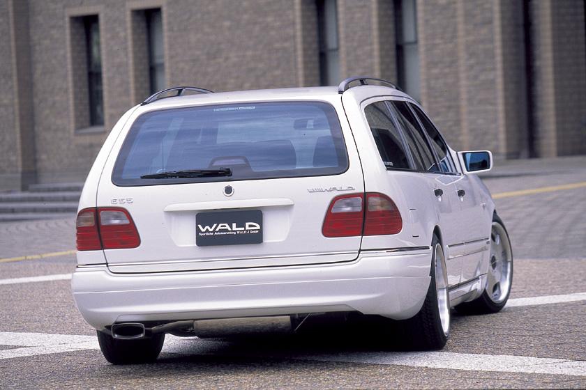 wald-earo-w210-eclass-Before